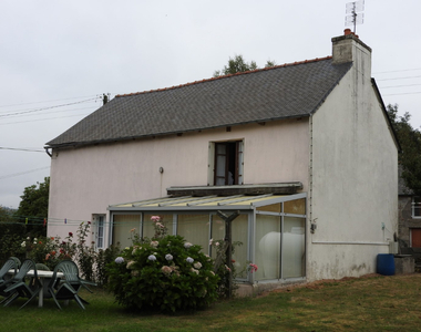 Vente Maison 4 pièces 87m² Laurenan (22230) - photo