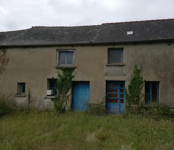 Vente Maison 2 pièces 50m² SAINT LAUNEUC - photo
