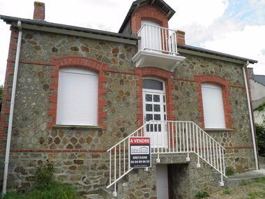 Vente Maison 5 pièces 103m² La Trinité-Porhoët (56490) - photo