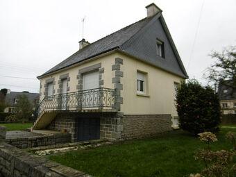 Vente Maison 6 pièces 100m² Loudéac (22600) - photo