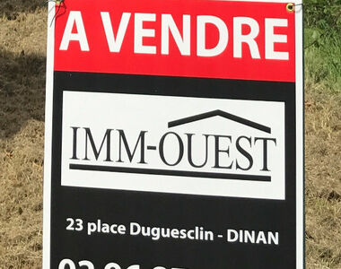 Vente Terrain 860m² Saint-Carné (22100) - photo