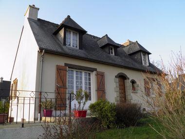 Vente Maison 8 pièces 108m² Loscouët-sur-Meu (22230) - photo