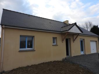 Vente Maison 4 pièces 86m² Saint-Vran (22230) - Photo 1