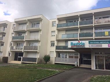 Vente Appartement 2 pièces 55m² Saint-Brieuc (22000) - photo