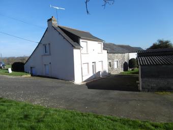 Vente Maison 6 pièces 94m² Plouguenast (22150) - Photo 1