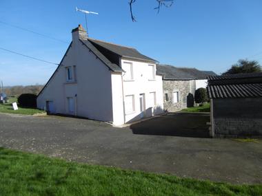 Vente Maison 6 pièces 94m² Plouguenast (22150) - photo