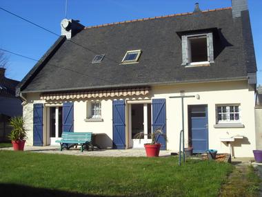 Vente Maison 7 pièces 105m² Ploufragan (22440) - photo