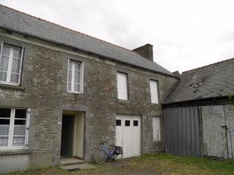 Vente Maison 4 pièces 62m² Le Mené (22330) - photo