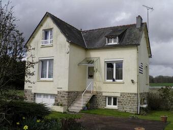 Vente Maison 5 pièces 72m² Laurenan (22230) - Photo 1