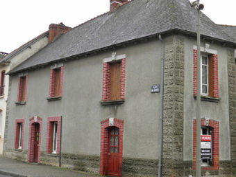 Vente Maison 5 pièces 90m² Merdrignac (22230) - photo