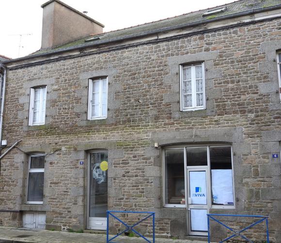 Location Bureaux 2 pièces 39m² Merdrignac (22230) - photo
