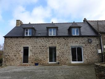 Vente Maison 3 pièces 114m² Le Mené (22330) - Photo 1
