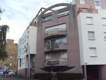 Vente Appartement 2 pièces Saint-Brieuc (22000) - photo