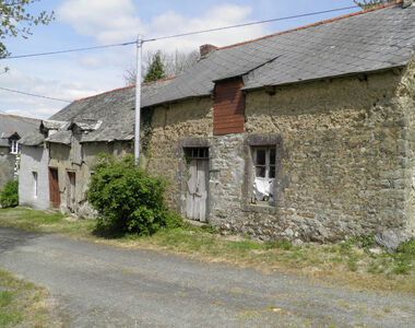 Vente Maison 3 pièces 120m² Laurenan (22230) - photo
