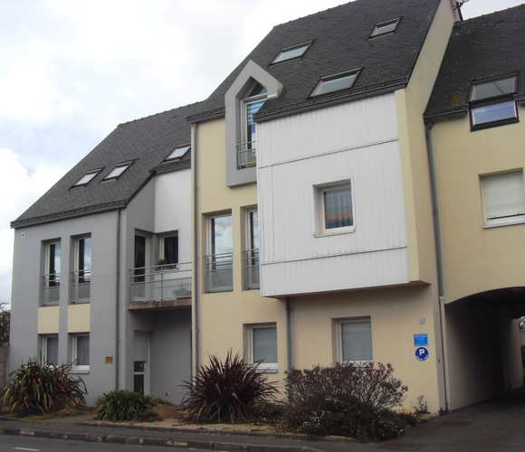 Location Appartement 2 pièces 47m² Trégueux (22950) - photo