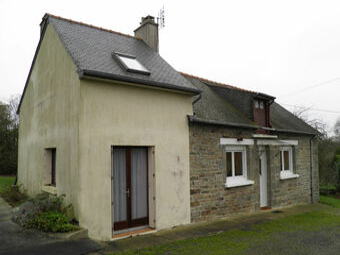 Vente Maison 6 pièces 81m² Merdrignac (22230) - Photo 1