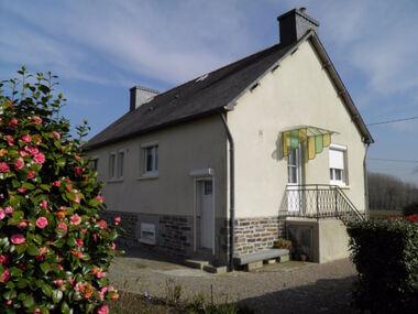 Vente Maison 5 pièces 57m² Merdrignac (22230) - photo