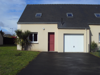 Location Maison 4 pièces 80m² Trégueux (22950) - photo