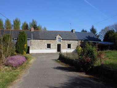 Vente Maison 4 pièces 100m² Plouguenast (22150) - photo
