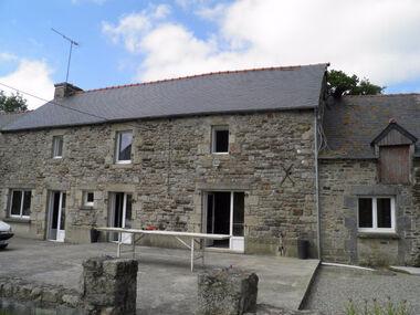 Vente Maison 5 pièces 138m² Le Mené (22330) - photo