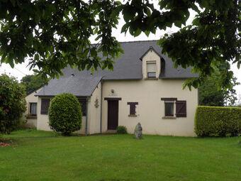 Vente Maison 5 pièces 100m² Ménéac (56490) - Photo 1