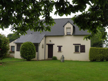 Vente Maison 5 pièces 100m² Ménéac (56490) - photo