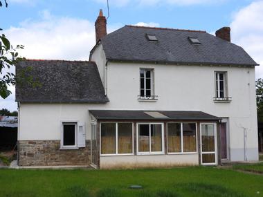 Vente Maison 4 pièces 120m² Illifaut (22230) - photo