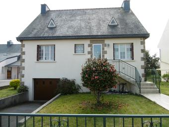 Vente Maison 6 pièces 117m² LOUDEAC - photo