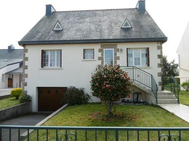 Vente Maison 6 pièces 117m² Loudéac (22600) - photo