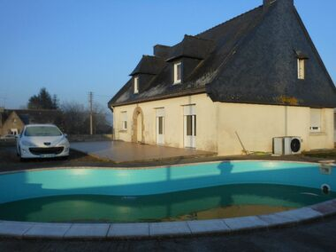 Vente Maison 7 pièces 142m² Loudéac (22600) - photo