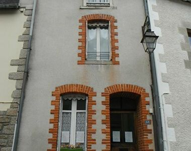 Vente Maison 5 pièces 88m² JOSSELIN - photo
