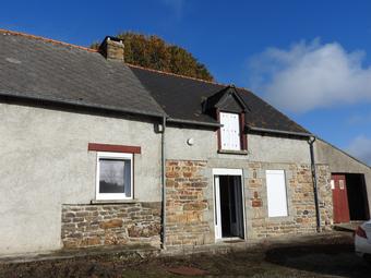 Location Maison 3 pièces 79m² Merdrignac (22230) - Photo 1
