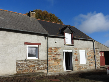 Location Maison 3 pièces 79m² Merdrignac (22230) - photo