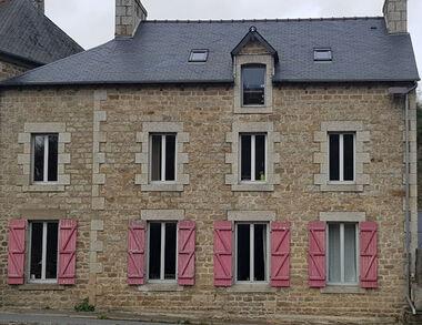 Vente Maison 5 pièces 140m² MONCONTOUR - photo