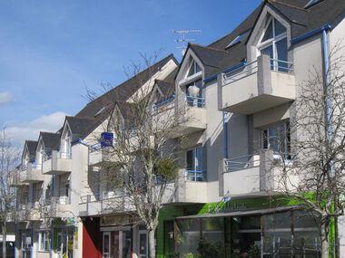 Location Appartement 2 pièces Trégueux (22950) - photo