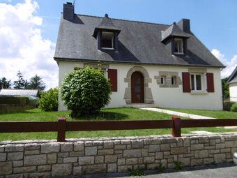 Vente Maison 7 pièces 116m² Loudéac (22600) - photo
