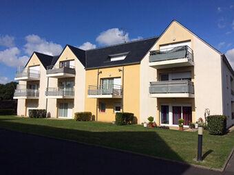 Location Appartement 2 pièces 42m² Trégueux (22950) - photo