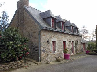 Vente Maison 7 pièces 166m² Plémet (22210) - photo