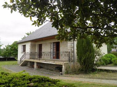 Vente Maison 5 pièces 97m² Merdrignac (22230) - photo