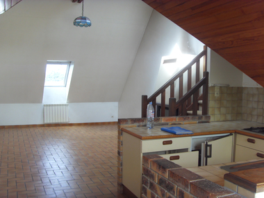 Location Appartement 3 pièces 48m² Trégueux (22950) - photo