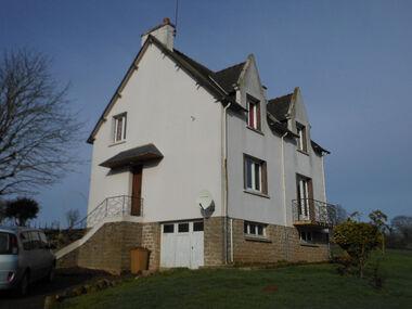 Vente Maison 8 pièces 146m² Plémet (22210) - photo