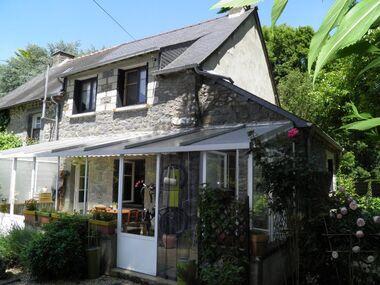 Vente Maison 4 pièces 60m² Langourla (22330) - photo