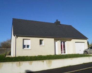 Vente Maison 5 pièces 64m² Broons (22250) - photo