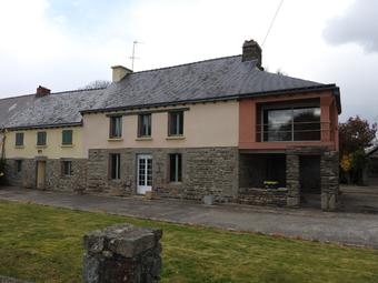 Vente Maison 6 pièces 142m² Brignac (56430) - Photo 1