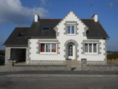 Location Maison 6 pièces 107m² Plémet (22210) - photo