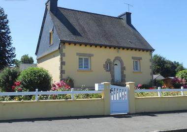 Vente Maison 6 pièces 110m² Illifaut (22230) - photo