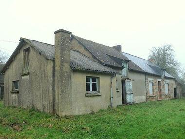 Vente Maison 3 pièces 50m² Merdrignac (22230) - photo