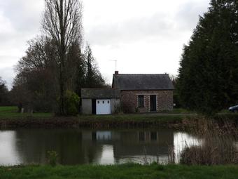 Vente Maison 2 pièces 49m² Loscouët-sur-Meu (22230) - Photo 1
