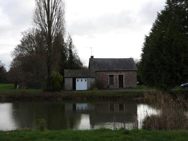 Vente Maison 2 pièces 49m² Loscouët-sur-Meu (22230) - photo