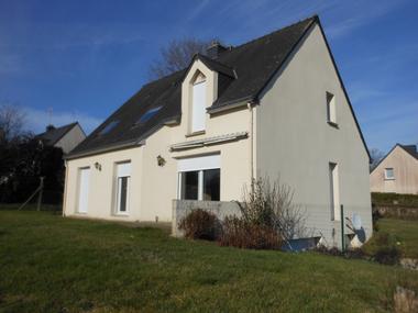 Vente Maison 6 pièces 123m² Loudéac (22600) - photo
